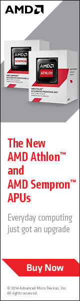 AMD Kabini AM1 Socket CPU's Now in Stock
